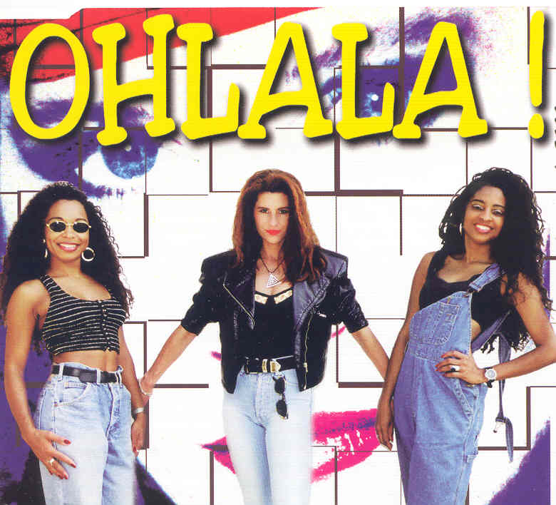 CD Cover Ohlala